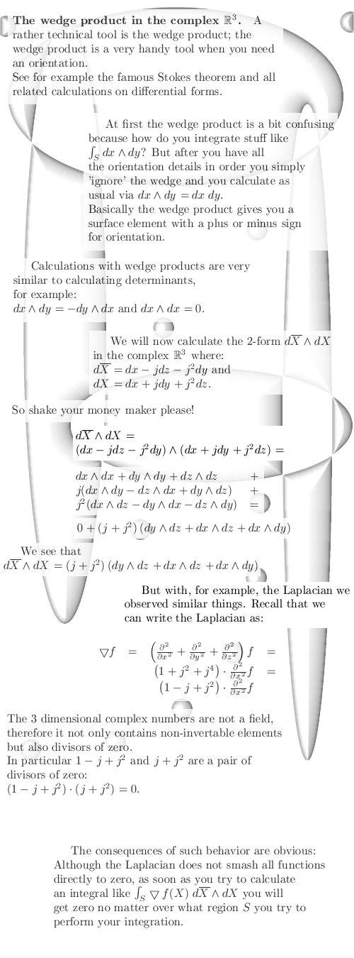 3d Complex Stuff